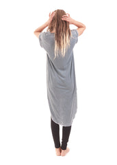 Hi-Lo Tee T Shirt Dress 3