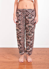Medallion Harem Pants 2