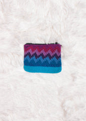 Guatemalan Crochet Coin Purse 3
