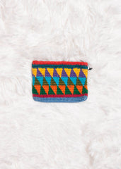 Guatemalan Crochet Coin Purse 4