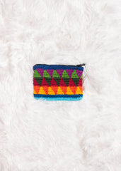 Guatemalan Crochet Coin Purse 5