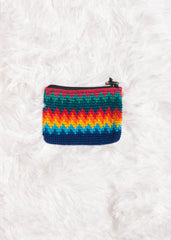 Guatemalan Crochet Coin Purse 7