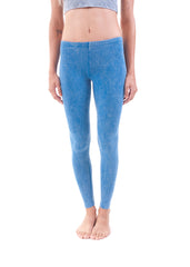 Acid Wash Leggings 3