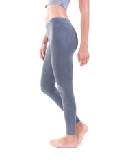 Acid Wash Leggings 5