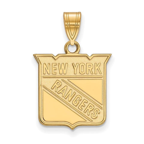 New York Rangers Medium Pendant