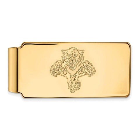 Florida Panthers Money Clip