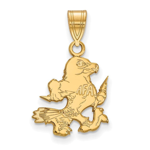Air Force Falcons Medium Pendant