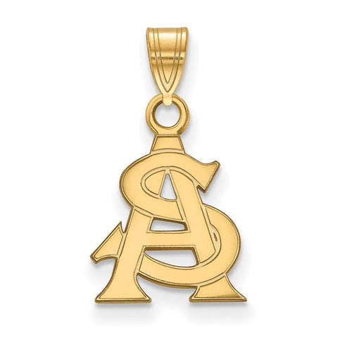 Arizona State Sun Devils Small Pendant