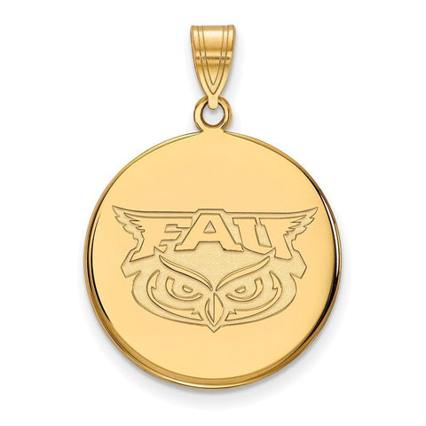 Florida Atlantic Large Disc Pendant