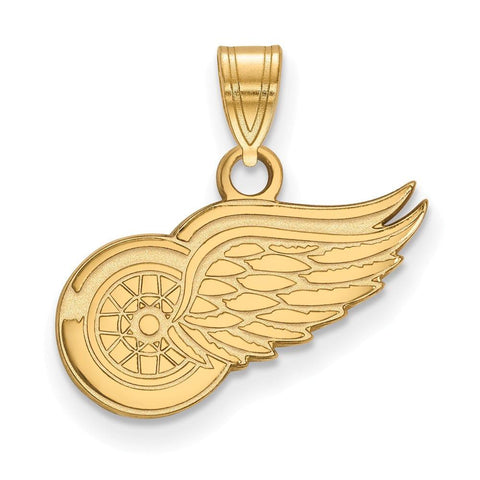 Detroit Red Wings Small Pendant