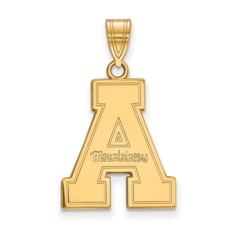 Appalachian State Mountaineers Large Pendant