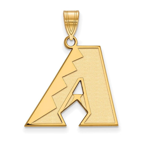 Arizona Diamondbacks Large Pendant