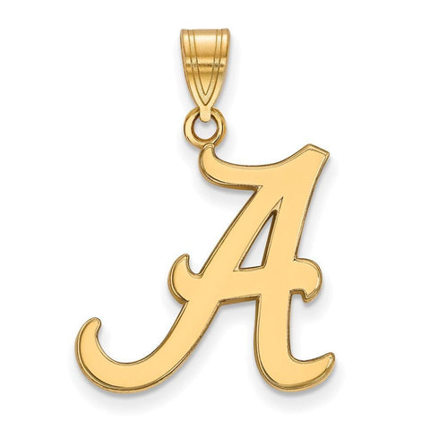 Alabama Crimson Tide Large Pendant