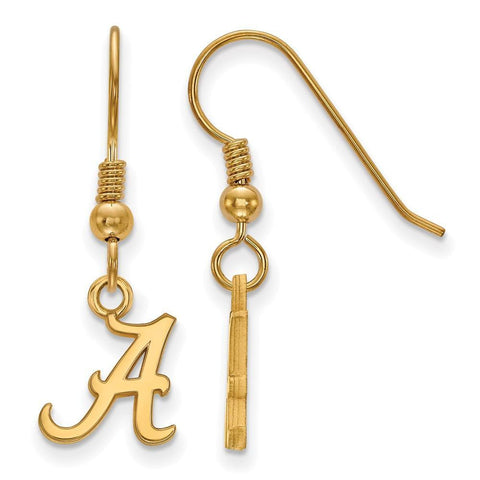 Alabama Crimson Tide XS Dangle Earring Wire