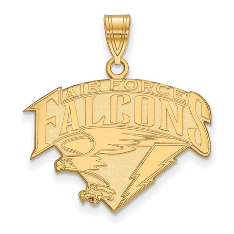 Air Force Falcons Large Pendant