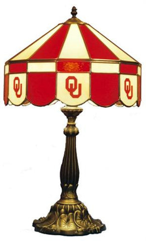 Oklahoma Sooners Table Lamp
