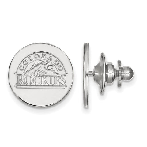 Colorado Rockies Lapel Pin