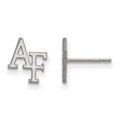 Air Force Falcons XS Post Earring