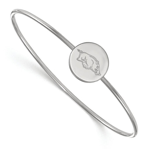 Arkansas Razorbacks Bangle Slip on