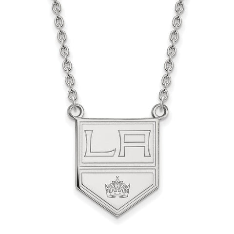 Los Angeles Kings Large Pendant w/ Necklace