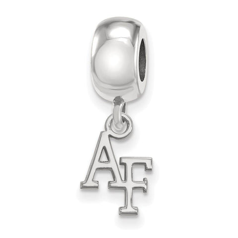 Air Force Falcons Bead Charm XS Dangle