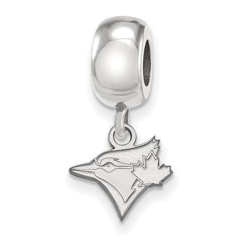 Toronto Blue Jays Bead Charm XS Dangle Sterling Silver