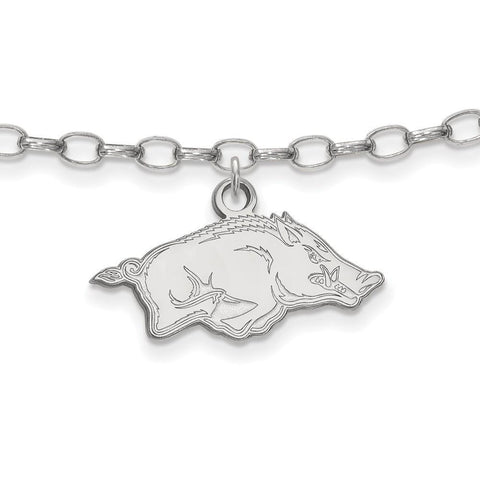 Arkansas Razorbacks Anklet