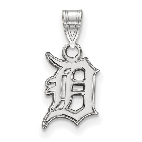 Detroit Tigers Small Pendant
