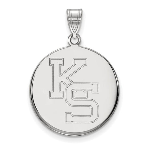 Kansas State Wildcats Large Pendant