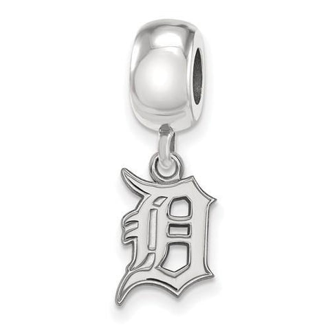 Detroit Tigers Bead Charm Small Dangle