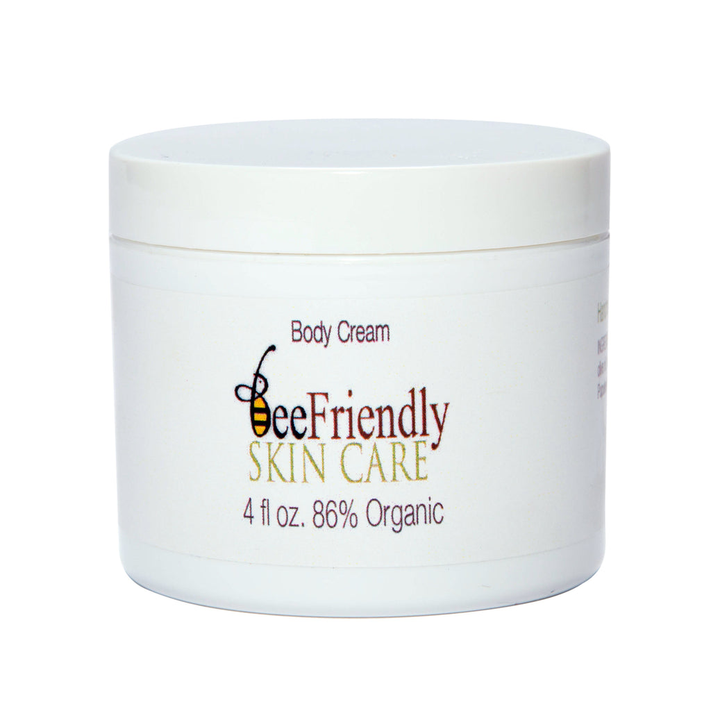 Organic Body Cream - Best Moisturizer For Dry Skin