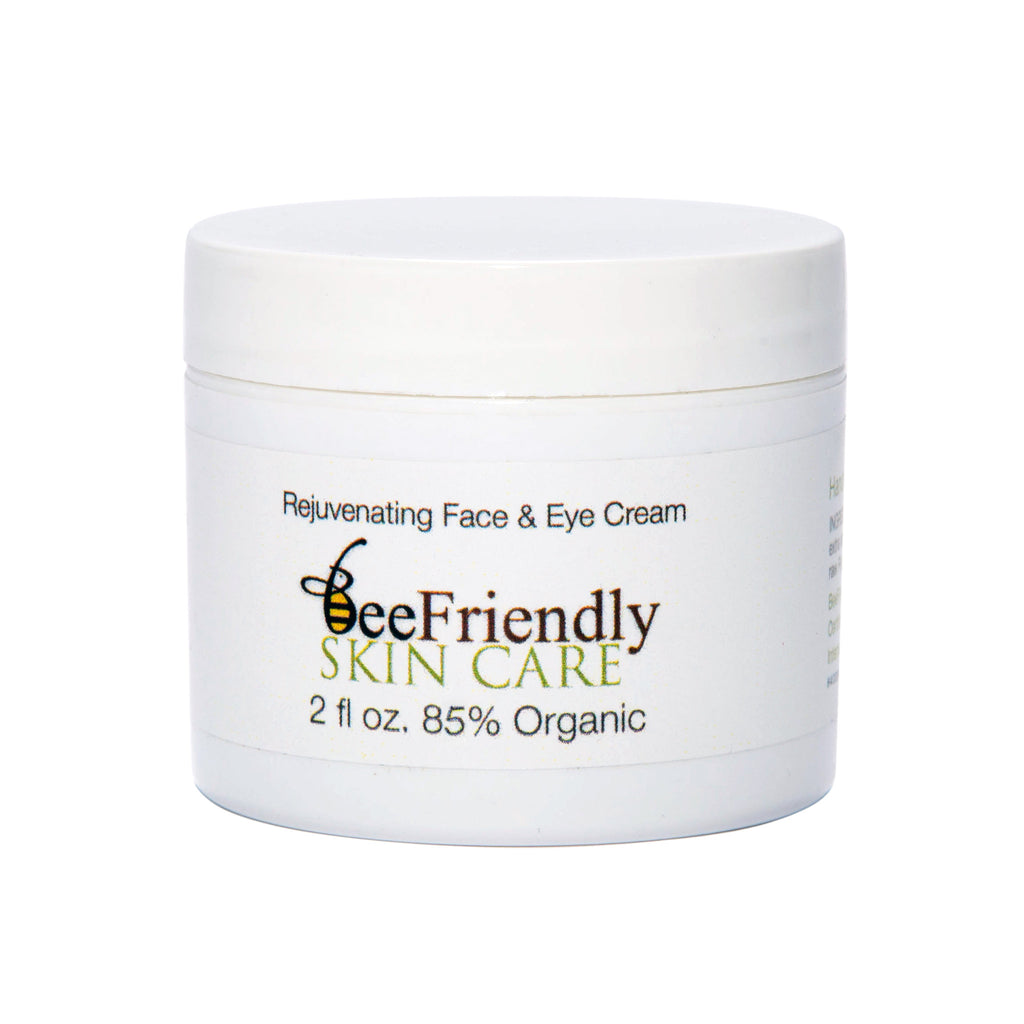Organic Rejuvenating Face and Eye Cream