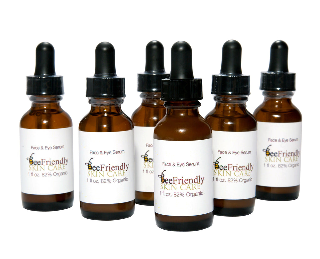 Organic Anti Aging Face and Eye Serum