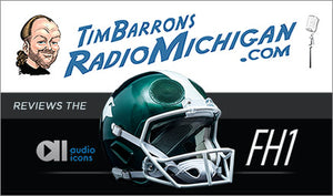Tim Barron Reviews the FH1 on Radio Michigan
