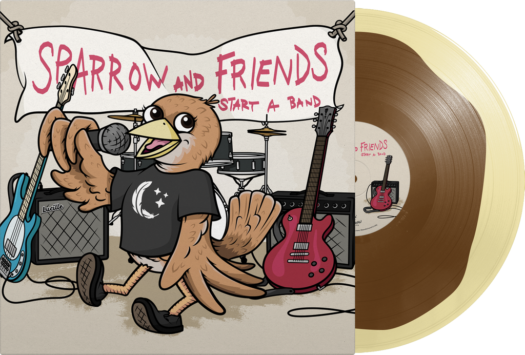 Sparrow and Friends Start A Band