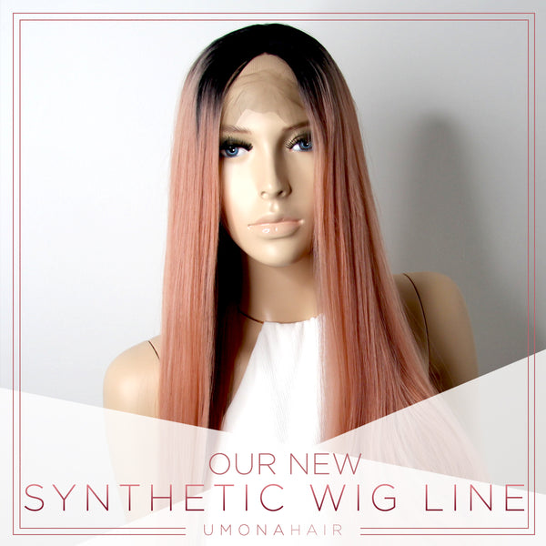 Our Synthetic Wig Line is Finally Here!