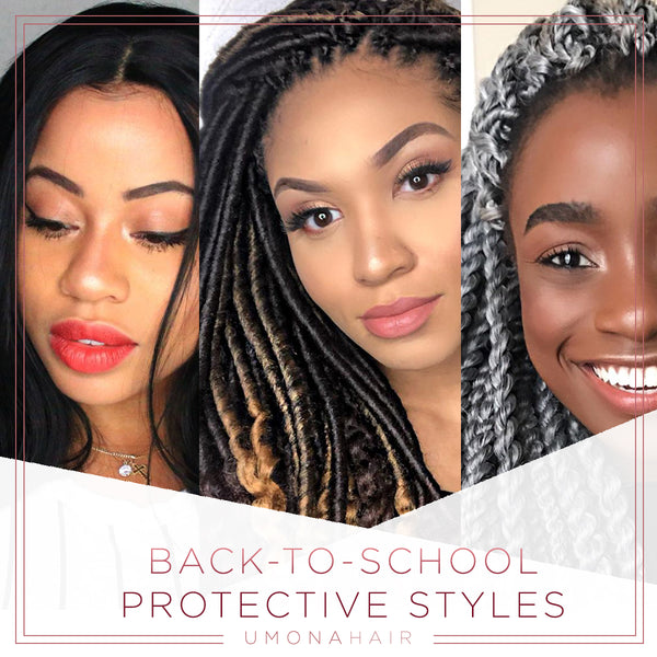 Back-to-School Protective Styles