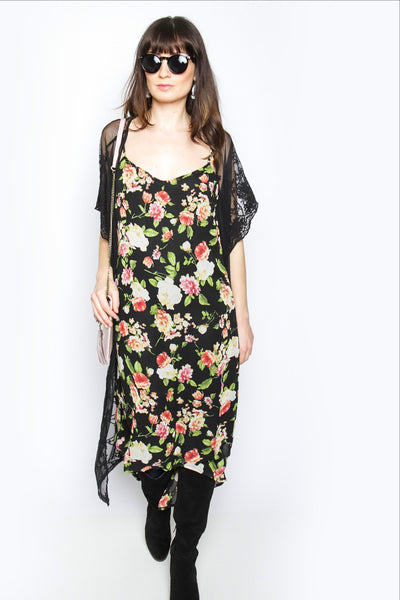 Wallflower Cami Floral Dress