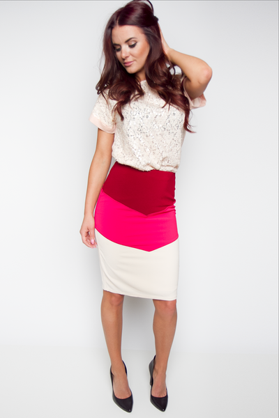 Mina Pencil Skirt