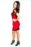 Scarlet Cami Bodycon Dress