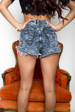 Jokko Vintage Denim Shorts