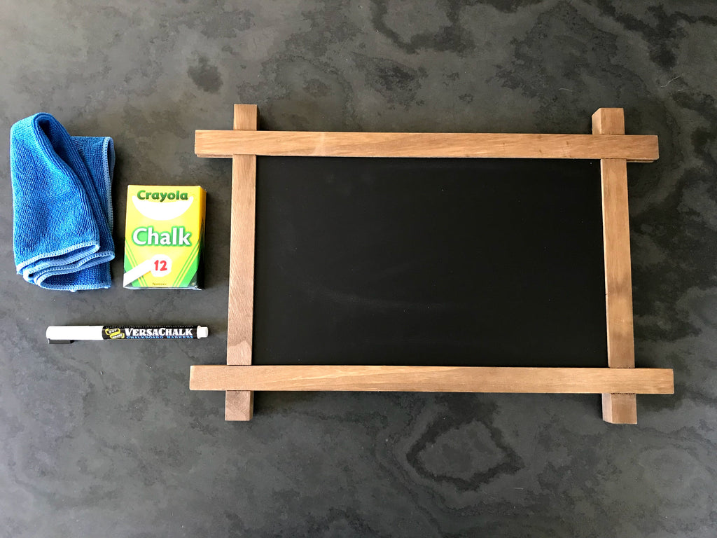 Seasoning A Chalkboard The Complete Guide