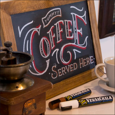 Revamp Your Café with These Cool Chalkboard Cafe Ideas