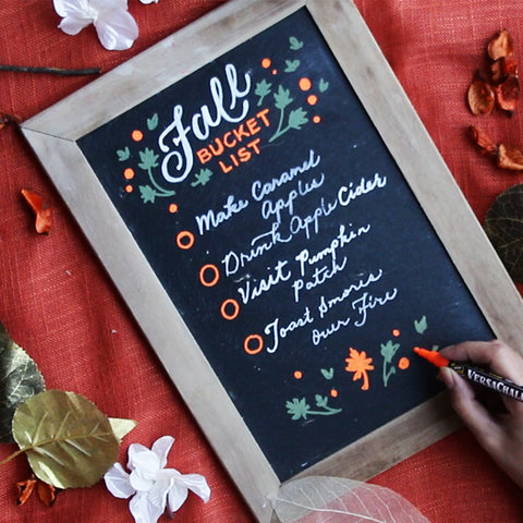Top 8 Chalkboard Fonts For Professional Lettering (Even If