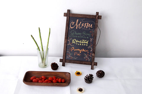diy thanksgiving home decor