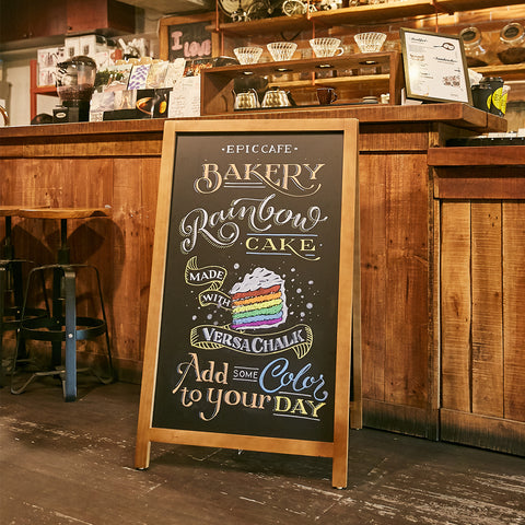 Five Awesome Features Of High Quality Chalk Markers - Restaurant table markers
