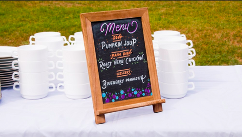 Chalkboard Menus Are A Must-Have For Casual Dining Restaurants