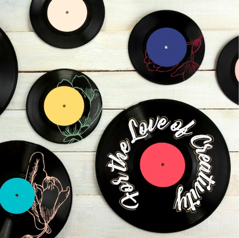chalkboard vinyl decor