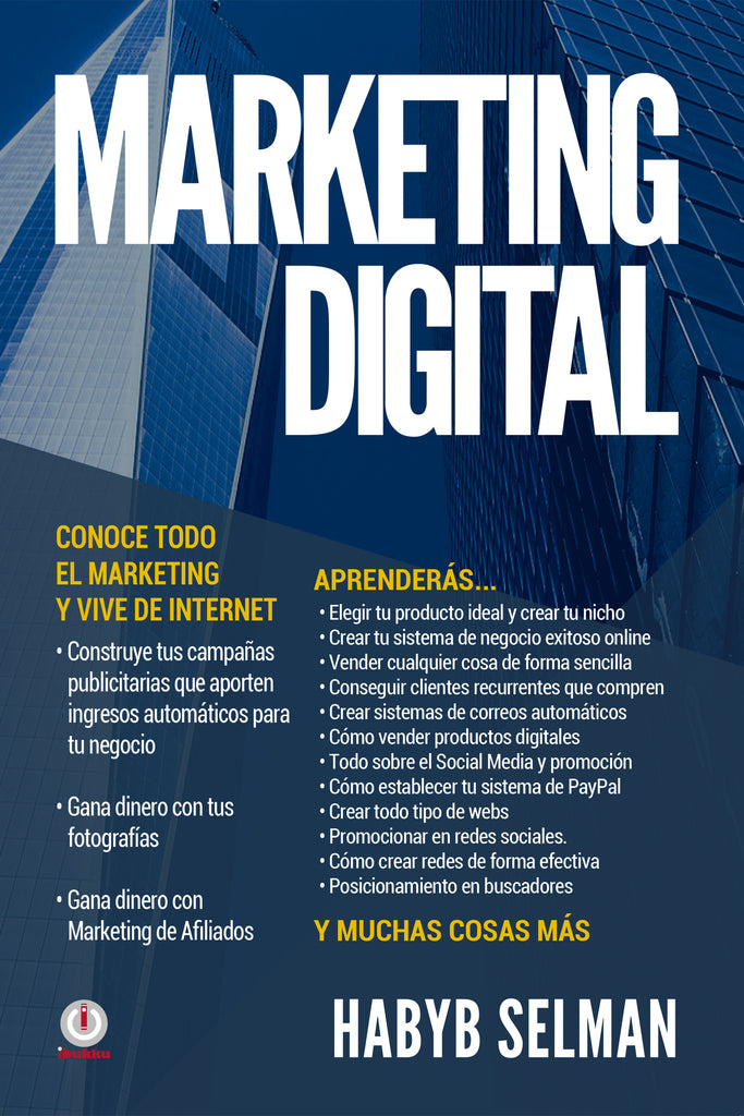 Marketing Digital (Impreso) - ibukku, LLC