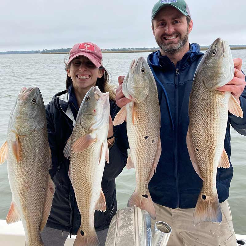 AHQ INSIDER Charleston (SC) Spring 2021 Fishing Report – Updated February 23